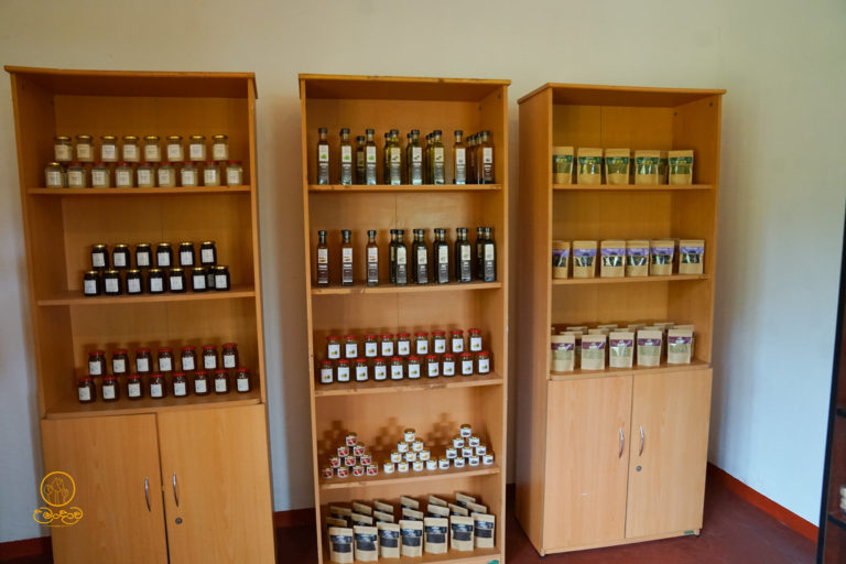 Herbal oils, pickles and spices